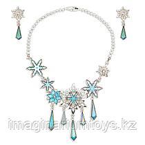 Набор украшений для девочек Эльза Холодное сердце Frozen
