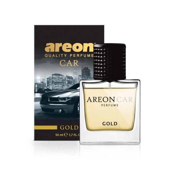Ароматизатор Areon Car Perfume Glass Gold
