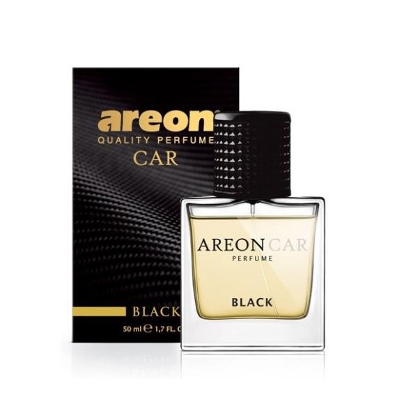 Ароматизатор Areon Car Perfume Glass Black