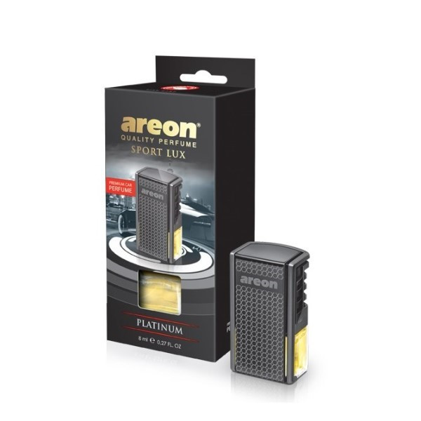 Ароматизатор Areon Car Black Platinum