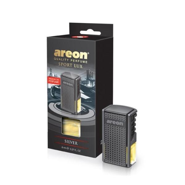 Ароматизатор Areon Car Black Silver