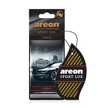 Ароматизатор воздуха Areon Sport LUX Gold