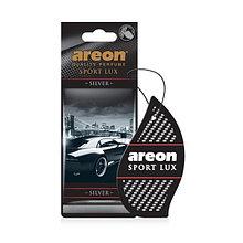 Ароматизатор Areon Sport LUX Silver