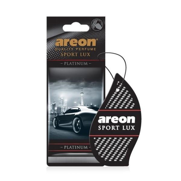 Ароматизатор Areon Sport LUX Platinum