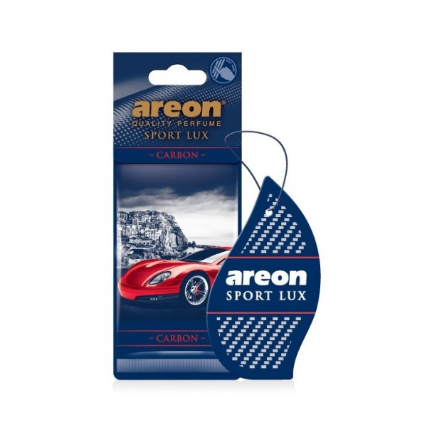 Ароматизатор Areon Sport LUX Carbon