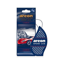 Ароматизатор Areon Sport LUX Carbon