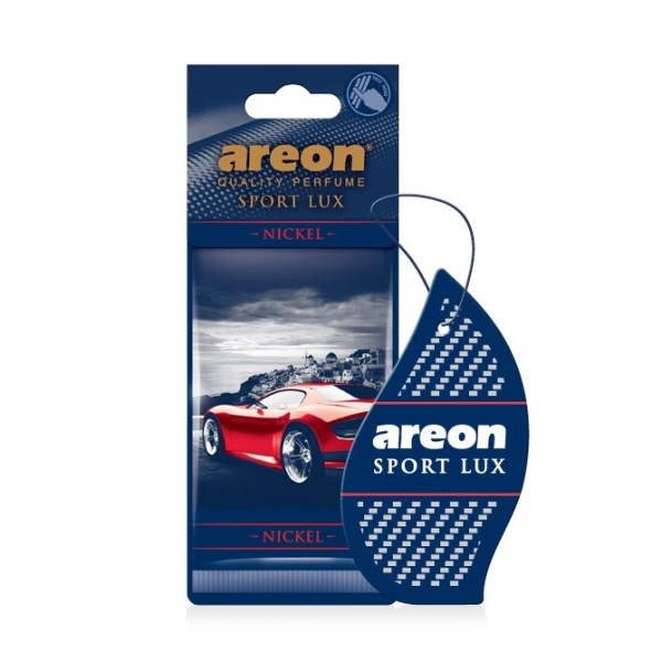 Ароматизатор Areon Sport LUX Nickel