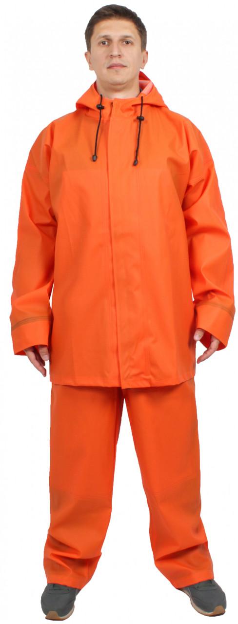 Костюм ДОЖДЕВИК  оранжевый.