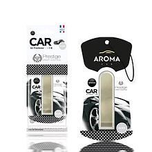 Ароматизатор Aroma Car Prestige Drop Control Silver