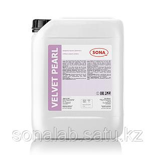 Velvet Pearl- Жидкое мыло бюджетного сегмента (жемчужина), 5л