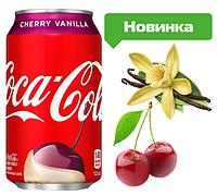 Coca-Cola Cherry Vanilla Вишня-Ваниль 355ml США (12шт-упак)