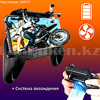 Джойстик геймпад игровой контроллер для телефона с Power Bank с системой охлаждения Mobile Game Control SR