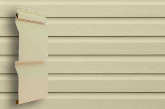 Сайдинг Слоновая кость 3000x205 мм Grand Line D4 (slim)