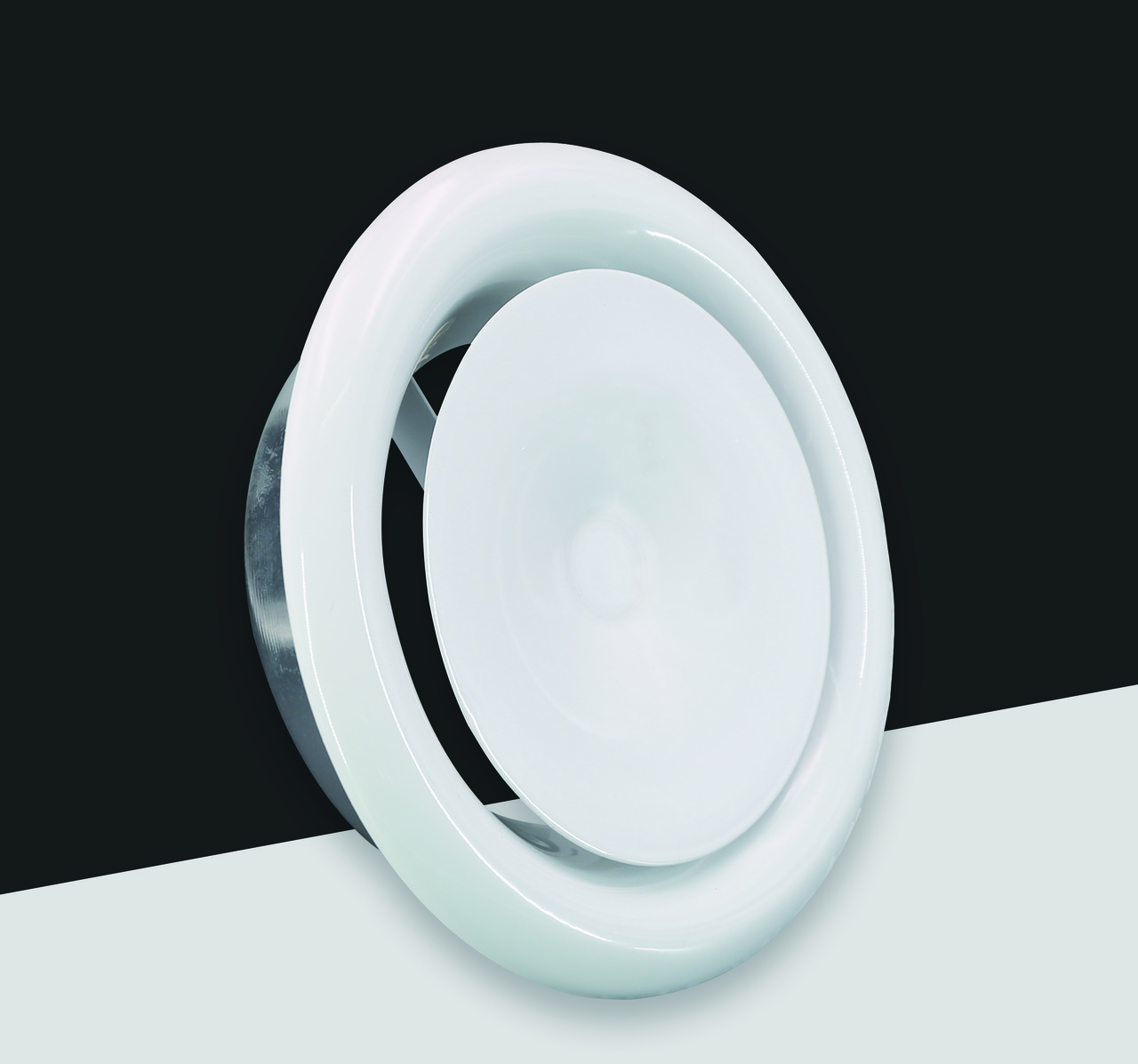 Диффузор-анемостат приточный D160мм (FK020)