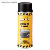 Эмаль CHAMAELEON, для бампера, черная, 400 мл