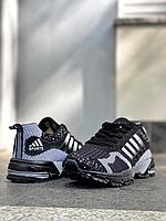 Кроссовки Adidas Marathon 101-2 черн, фото 1