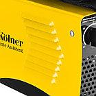 Сварочный аппарат инверторный 6,1кВт, Kolner KIWM 180i, фото 3