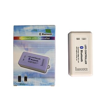 RGBW контроллер Bluetooth Controller 192W12V-M4Q-BT