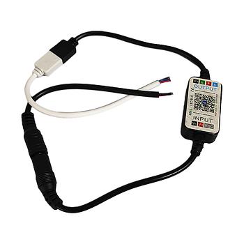 RGB контроллер Bluetooth Controller 72W12V-M3Q-BT
