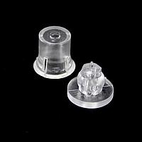 Пластиковый дистанционный держатель 20х20 (шуруп в комплекте)