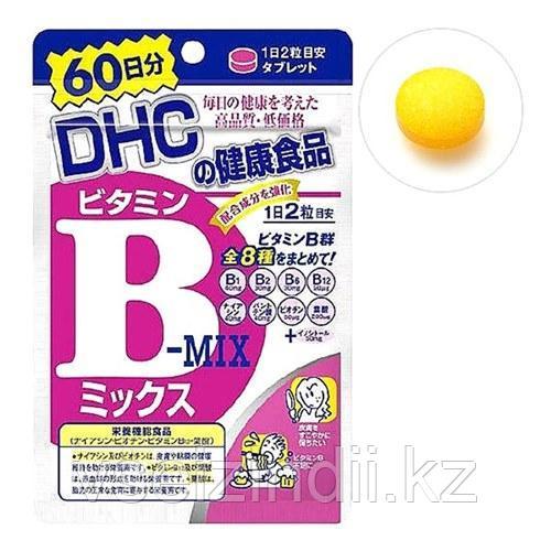 Витамины В-Mix DHC, 60 дней