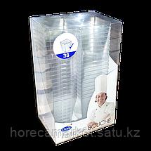 DUNI AMUSE BOUCHE контейнер квадрат 60 мл. 100шт/упаковка, фото 3