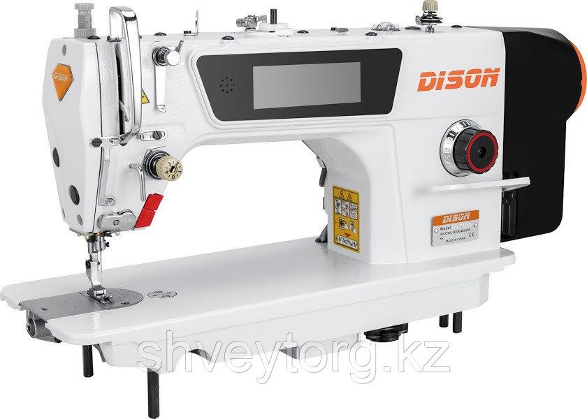 Одноигольная швейная машина  DISON DS-6610D
