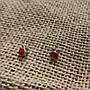 Серьги персики, фото 3