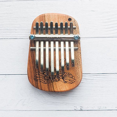 Музыкальный африканский инструмент Калимба
