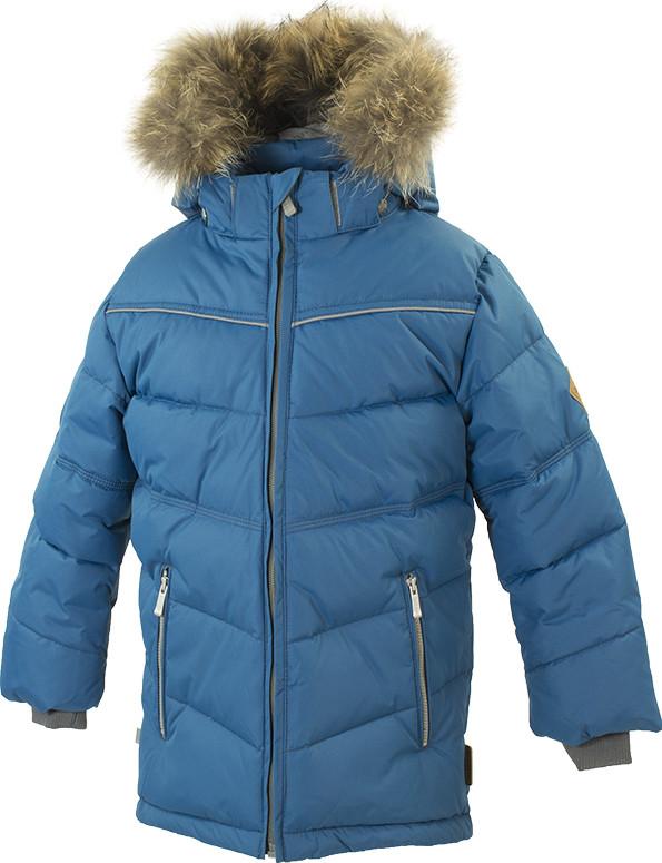 Куртка для мальчиков Huppa MOODY, бирюзово-зелёный, М размер