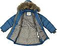 Куртка для мальчиков Huppa MOODY, бирюзово-зелёный, М размер, фото 4
