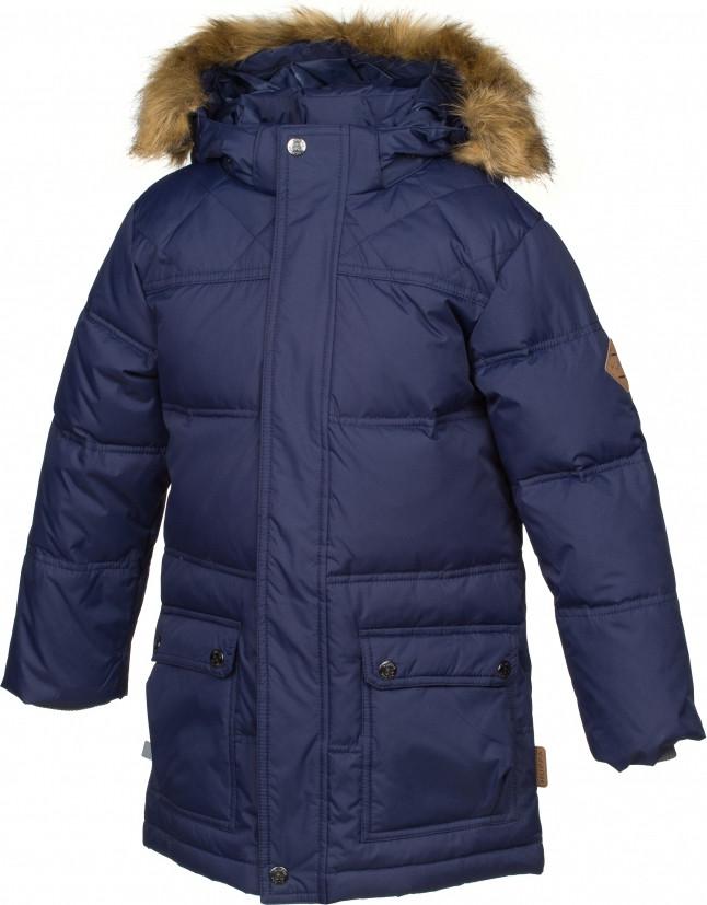 Куртка для мальчиков LUCAS, тёмно-синий