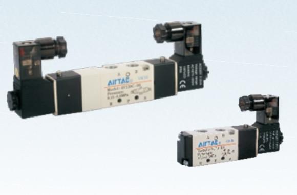 4V210-08 Пневмораспределитель(Электромагнитный клапан)