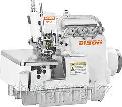 Оверлок  DISON DS-6800D-4