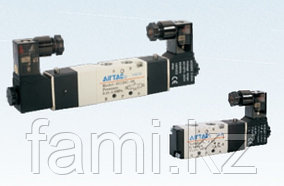 4V220-08 Пневмораспределитель(Электромагнитный клапан)