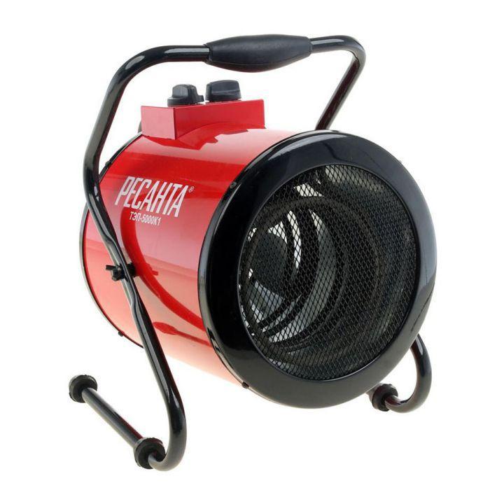 Тепловая электрическая пушка ТЭП-5000
