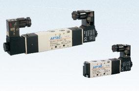 4V230P-08 Пневмораспределитель(Электромагнитный клапан)