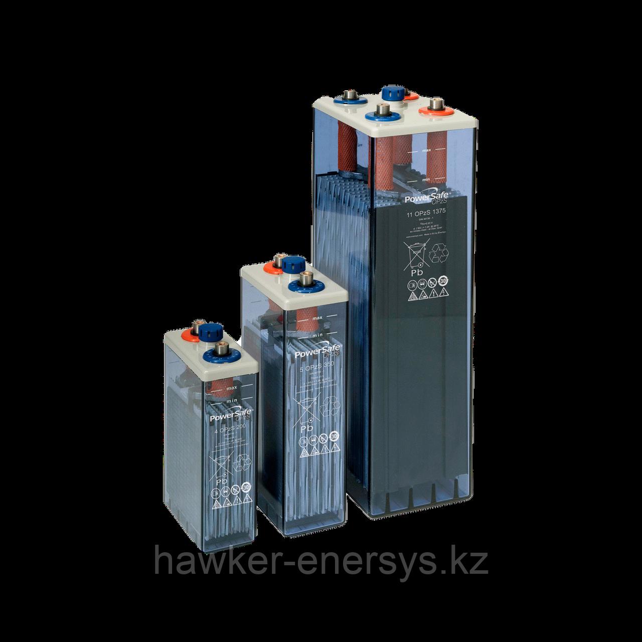 Аккумуляторная батарея PowerSafe 8 OPzS 800