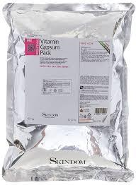 Skindom Collagen Gypsum Гипсовая сухая маска для лица коллагеновая, 1 кг