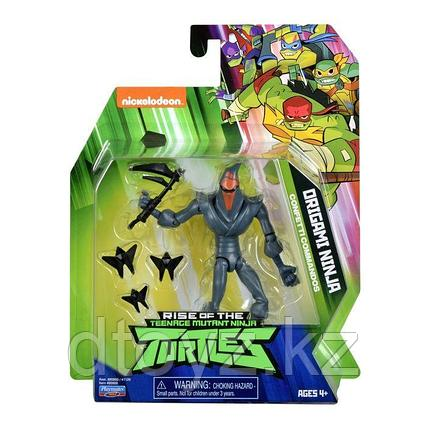 TMNT: Rise of the Turtles. Фигурка Солдат Оригами Фут 12 см  80808