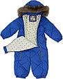Комбинезон для малышей Huppa BEATA 1, синий, фото 2