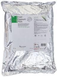 Skindom Cool Gypsum Гипсовая сухая маска для лица охлаждающая, 1 кг