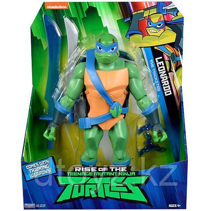 TMNT: Rise of the Turtles. Фигурка Леонардо Остряк 27 см 81451