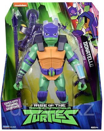 TMNT: Rise of the Turtles. Фигурка Донателло Главный техник 27 см 81452