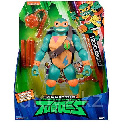 TMNT: Rise of the Turtles. Микеланджело Сорвиголова  27 см 81453