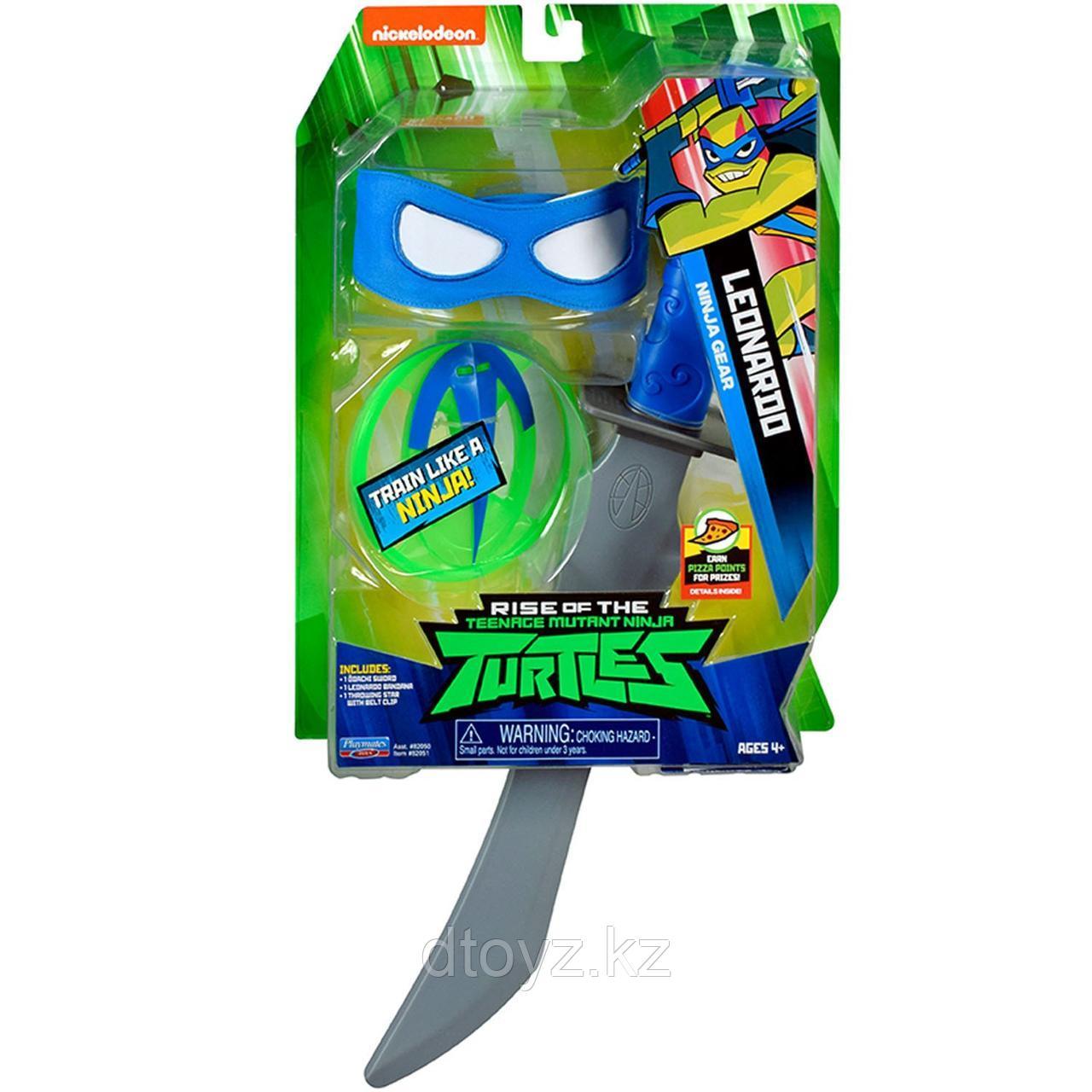 Игрушка TMNT Боевое оружие Леонардо 82051