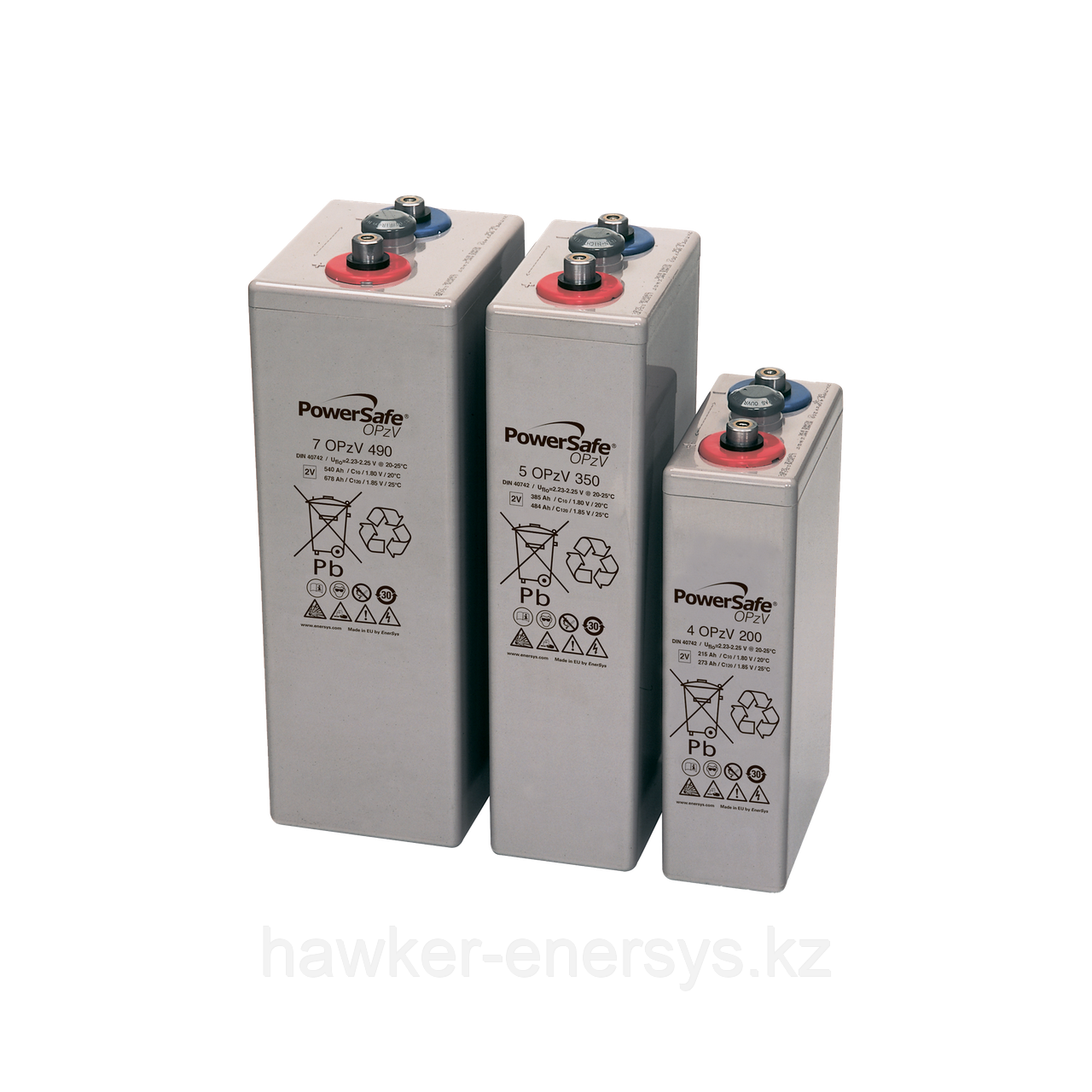 Гелевая батарея PowerSafe 5 OPzV 250 (265Ah, GEL)