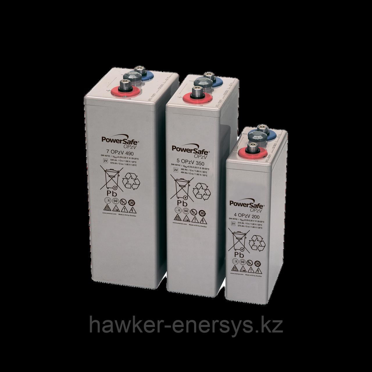 Аккумуляторная батарея PowerSafe 12 OPzV 1200 (1410Ah)