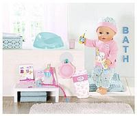 BABY born: Кукла Интерактивная Чистим зубки, 43 см