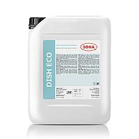 Dish Eco- Средство для мытья посуды (ручной, Econom), 5л